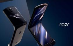 Motorola Razr يعود إلى الحياة رسميًا بشاشة قابلة للطي