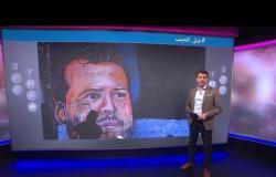فيديو| مسلح يفتح النار على متظاهرين في جل الديب بلبنان