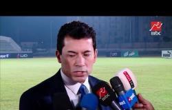 أشرف صبحي : المحترفون واجهة لنا بالخارج ويجب ظهور روح الإنسجام مع المنتخب الوطني