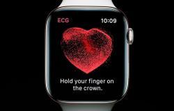 ساعة آبل الذكية تكتشف عدم انتظام ضربات القلب
