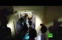 مصر.. إنقاذ شخصين علقا في مصعد