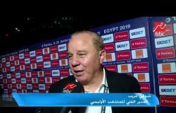 شوقي غريب: أقدم جيل لمصر لمونديالي 2022 و 2026
