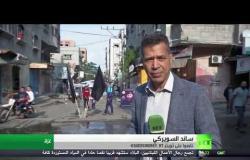 غارات إسرائيلية على مواقع لفصائل غزة بعد سريان الهدنة