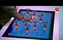 تحليل لأداء وتحركات المنتخب المصري الأول خلال مباراة كينيا
