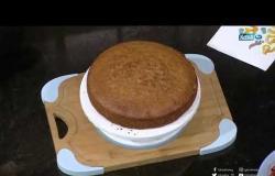 أكلة بيتي| أسهل وأسرع طريقة لعمل كيك البرتقال مع مروة الشافعي