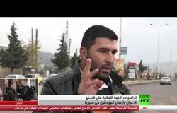 تأثير أزمة لبنان على الأوضاع في سوريا