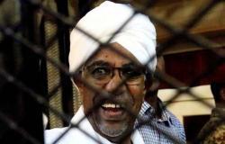 """محكمة سودانية تنطق بحكمها النهائي في قضية """"البشير"""" ديسمبر المقبل"""