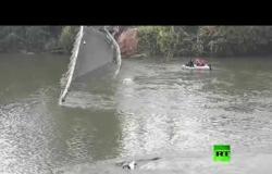 انهيار جسر في جنوب فرنسا