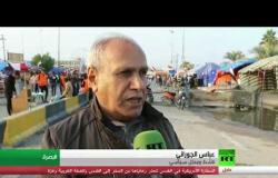 مظاهر الاحتجاج مستمرة في البصرة