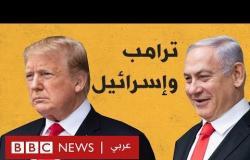 ما قرارات الرئيس الأمريكي دونالد ترامب التي أيدت إسرائيل؟