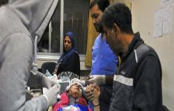 بالفيديو : ارتفاع حصيلة قتلى الغارات الإسرائيلية إلى 23 على سوريا