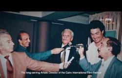 مهرجان القاهرة السينمائي - فيديو إهداء لروح الراحل الفنان يوسف رزق الله في حفل افتتاح المهرجان