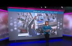 صلاة مرشح رئاسي على الرصيف تثير جدلا في #الجزائر