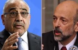 الرزاز يبحث مع عبد المهدي أنبوب النفط بين البلدين