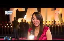 """مهرجان القاهرة السينمائي -  لقاء مع """"يسرى الجديدي وياسمين داوود"""" ممثلات"""
