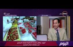 اليوم - د. هشام إبراهيم: مبادرات الحكومة ستحدث انتعاشا للوضع الاقتصادي المصري وليس قطاع الصناعة فقط