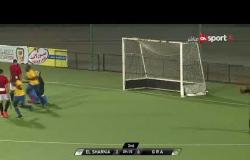 الهدف الأول لفريق جي أر ايه الغاني في مرمى الشرقية ضمن بطولة أفريقيا للأندية للهوكي