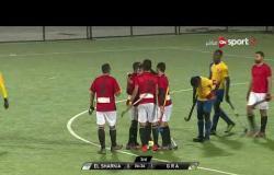 الهدف الثالث لفريق الشرقية في مرمى جي أر ايه الغاني ضمن بطولة أفريقيا للأندية للهوكي