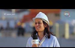 مصر تستطيع - لقاء خاص مع م/ ماريان صالح مدير مشروع الفرقاطة الثالثة بشركة ترسانة الإسكندرية