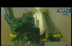 """مباشر.. إطلاق شاحنة فضائية روسية من قاعدة """"بايكونور"""""""