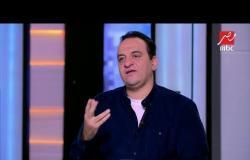 """هشام إسماعيل يتحدث عن شخصية فزاع وتجربة مسلسل """"الكبير"""""""
