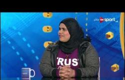 شيماء خلف. لاعبة منتخب رفع الأثقال: لما اتغلبت في الدورة الإفريقية كنت هقطع شرايين إيدي