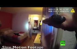 الشرطة الأمريكية تقتل مطلوبا تأخر في سحب مسدسه
