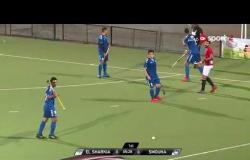 المباراة النهائية بين الشرقية وسموحة - هوكي رجال - في بطولة أفريقيا للأندية
