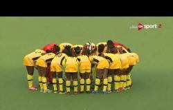 المباراة النهائية بين الشرقية المصري وجي أر إيه الغاني - هوكي سيدات - في بطولة أفريقيا للأندية