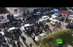 أعمال شغب والاعتداء على مسؤول في استقلال الإيراني