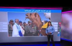 كيف سخر الموريتانيون من جمال أوروبية أهديت للجيش الوطني