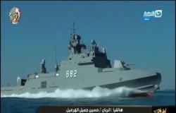 القوات البحرية تنفذ أنشطة قتالية وتدريبية بمسرح عمليات البحر المتوسط | أخر النهار