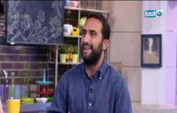 شارع النهار | عماد الشريف صاحب اول عربية سويت كورن وحسام المراغي قرر يعمل هو بنفسه الكورن على الهواء