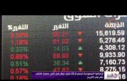 الأخبار - أرامكوا السعودية تجمع 25.6 مليار دولار في أكبر عملية اكتتاب عام في التاريخ