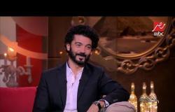 النجم خالد النبوي يتقدم بالتعازي في وفاة مخرج برنامج (الحكاية) شريف السقا