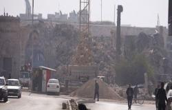 سوريا.. مقتل مدنيين اثنين وجرح آخرين بقصف للمسلحين على ريف حلب الغربي
