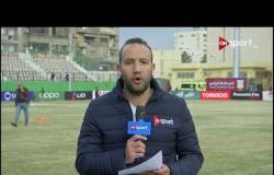 أجواء وكواليس ما قبل مباراة طنطا والإنتاج الحربي ضمن مباريات الأسبوع الثامن للدوري المصري