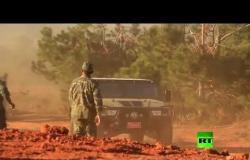 القوات المسلحة لروسيا ولاوس تنفذ أول عملية استطلاع عسكري خلال مناورات مشتركة