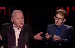 انتوني هوبكينز لبي بي سي سينماتيك: الممثلون اغبياء واليقين يدمر البشر