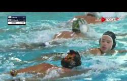 """مباراة بين """"الجزيرة المصري""""VS """"أخشيدي الإسباني"""" - بطولة الجزيرة الدولية لكرة الماء"""