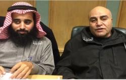 """فيديو : الرياطي شكر الحكومة فـ"""" قبعت """" مع صداح الحباشنة"""