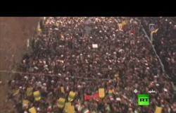 مسيرات حاشدة في مدن إيرانية تأييدا للسلطة