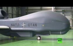 حلف الناتو يعرض درونات جديدة له