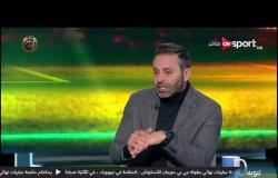 حازم إمام: في حاجة في المصري مش مظبوطة.. وأسوان كان أفضل منه في مباراتهما معا