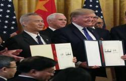 بعد اتفاق الصين.. هل انتهت حرب ترامب التجارية؟