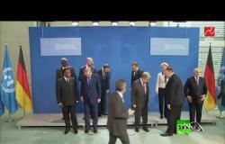 عمرو أديب عن صورة السيسي وزعماء العالم بدون أردوغان: هم دول اللي قرروا الدنيا في ليبيا تمشي إزاي