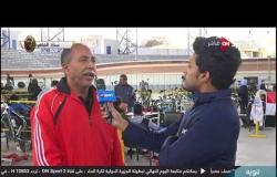 لقاء خاص مع محمد إبراهيم المدير الفني لمنتخب مصر للدراجات