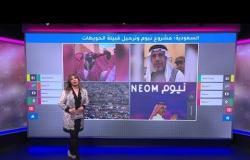 أبناء قبيلة الحويطات في السعودية يعترضون على ترحيلهم بسبب مشروع نيوم
