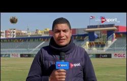 أجواء وكواليس ما قبل مباراة أسوان ووادي دجلة ضمن مباريات الجولة الـ 14 للدوري المصري