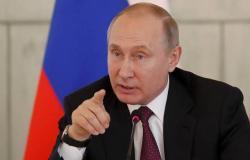 بوتين يصدق على تشكيل الحكومة الجديدة في روسيا
